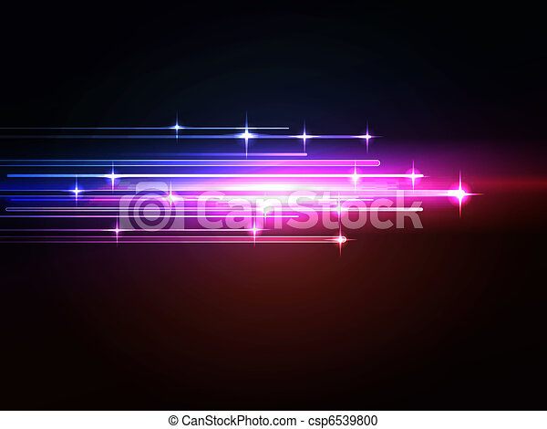 glowing abstract background - csp6539800