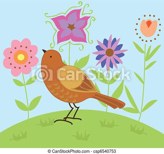 Birdie - csp6540753
