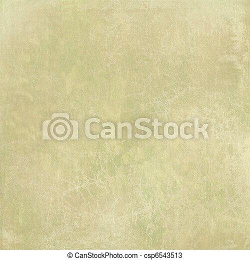antikes , rissig, hintergrund - csp6543513