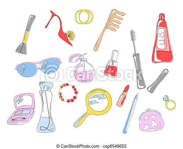 cosmetic objects  - csp6546653