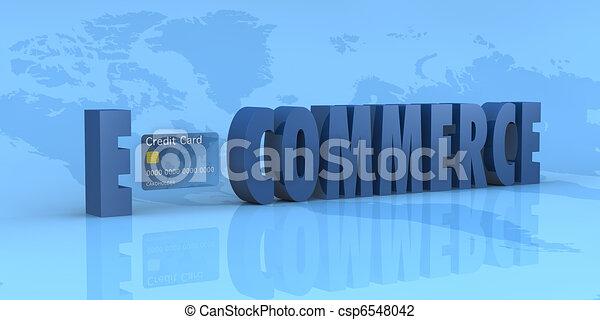 e-commerce - csp6548042