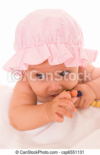 baby, Spielzeuge - csp6551131