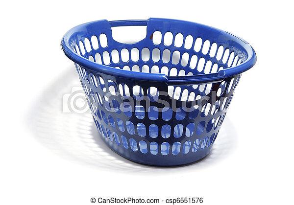 Empty Laundry Basket Clipart Laundry Basket on White