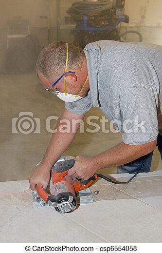 Ceramic Tile Installer - csp6554058