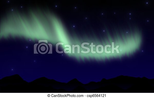 polar light - csp6564121