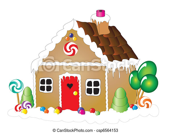 Vectores de pan de jengibre casa vector ilustraci n - Casa de jengibre ikea ...