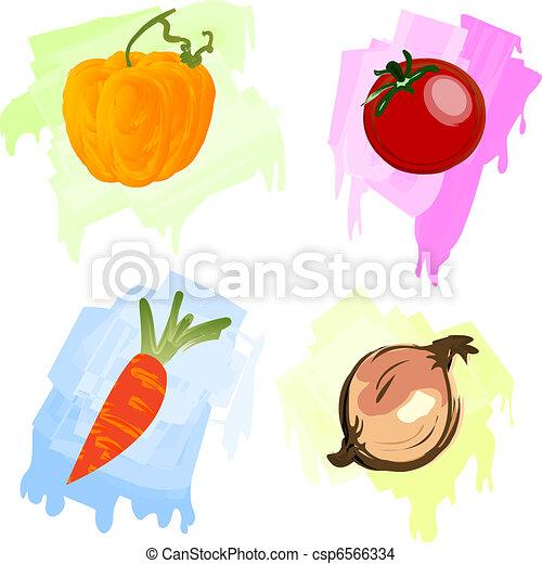 agriculture, big, bright, calorie, closeup, color, delicious, di - csp6566334