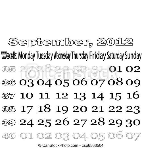 Stock options 28 septembre 2012