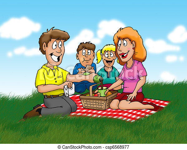 family picnic free clipart rh worldartsme com family picnic clipart black and white family picnic clipart pictures