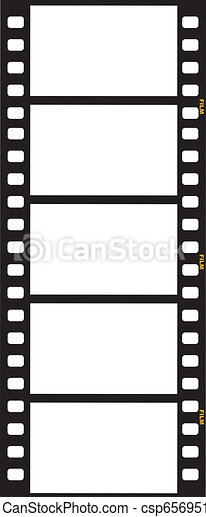 film strip - csp6569513