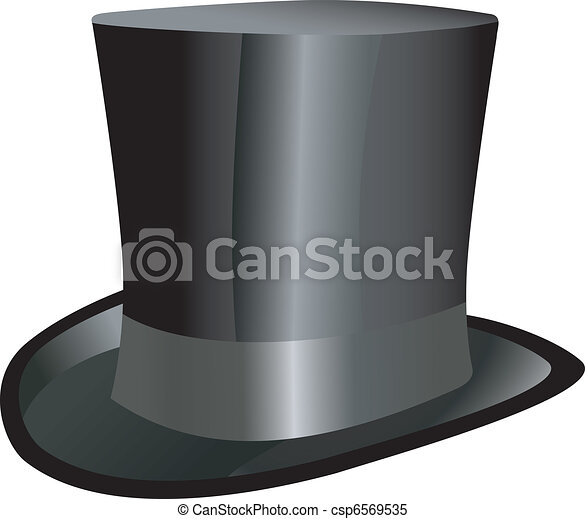 top hat - csp6569535