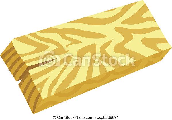 wooden plank - csp6569691