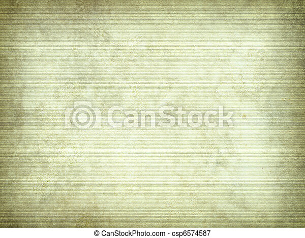Ribbed parchment background - csp6574587