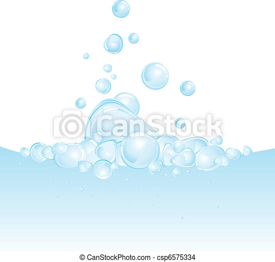 Boiling water - csp6575334