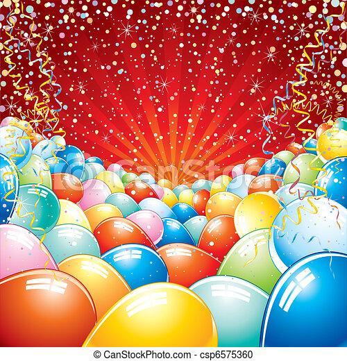 Happy birthday - csp6575360