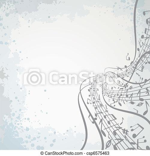 Musical Theme - csp6575463
