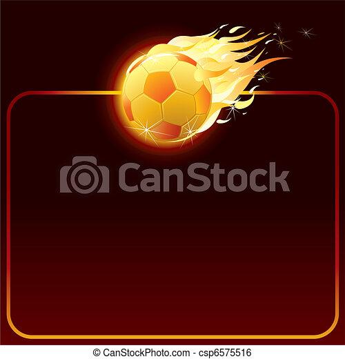 Soccer Placard - csp6575516