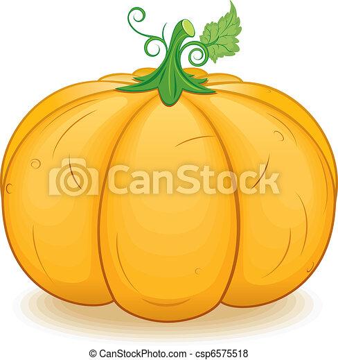 Large Pumpkin - csp6575518