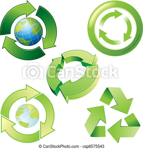 Recycling - csp6575543