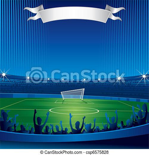 Stadium - csp6575828