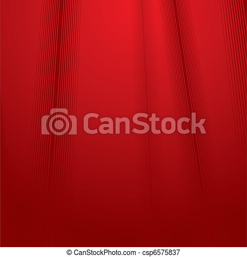 Red backdrop - csp6575837