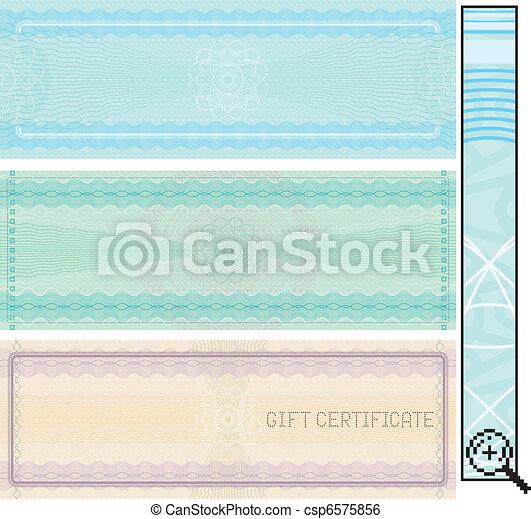 Certificate template - csp6575856