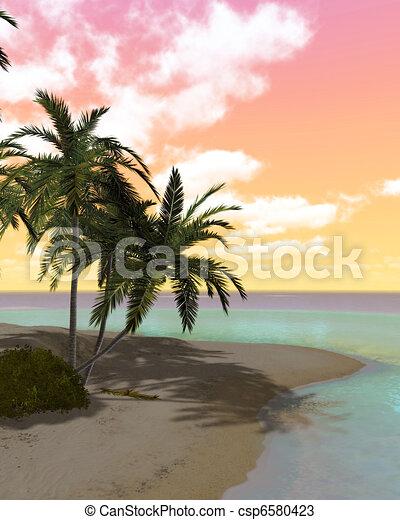 Desert Island Xx