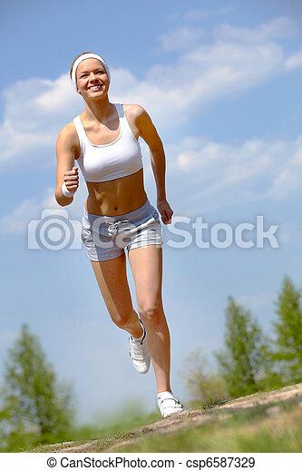 Healthy lifestyle - csp6587329