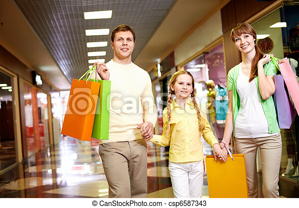 Shopping time - csp6587343