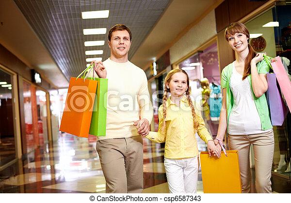 Shopping time - csp6587343