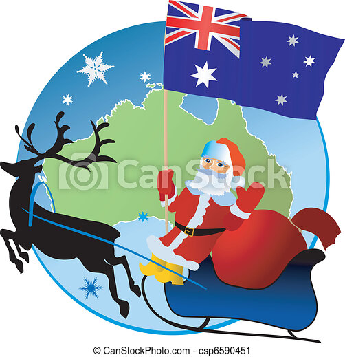 Merry Christmas! - csp6590451