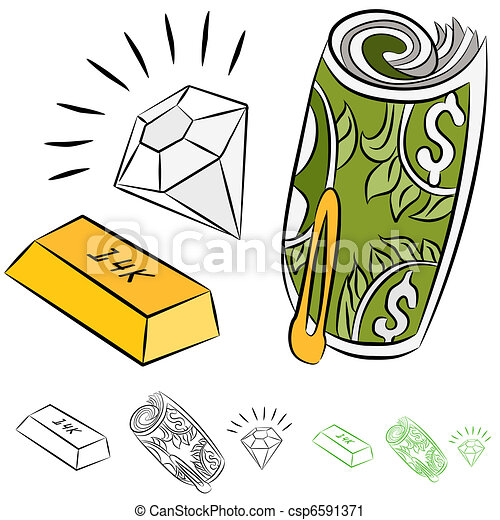 Monetary Items - csp6591371