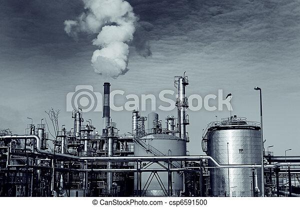 Heavy industry factory installation - csp6591500