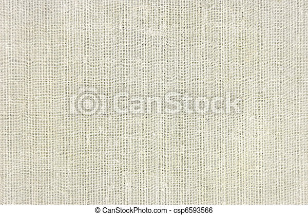 Natural vintage linen burlap texture background in tan, beige, yellowish, grey