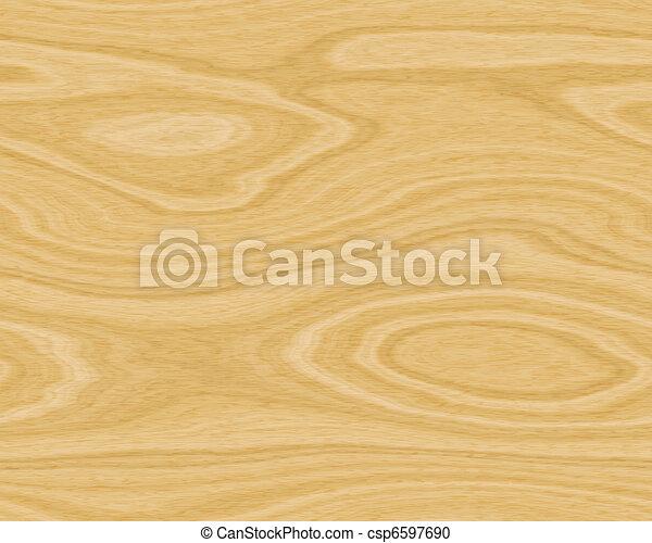 nice grainy wood texture - csp6597690