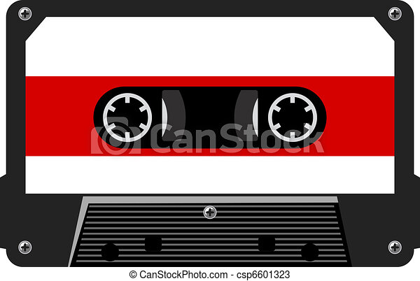 Audio cassette - csp6601323