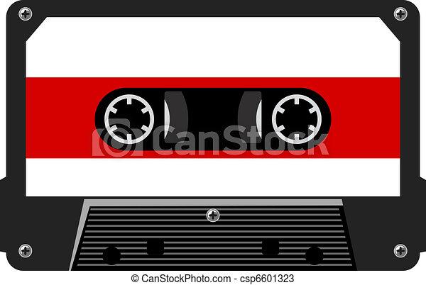 Audio cassette - csp6601323