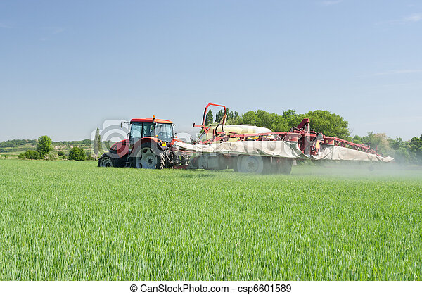 Agriculture - plant protection - csp6601589