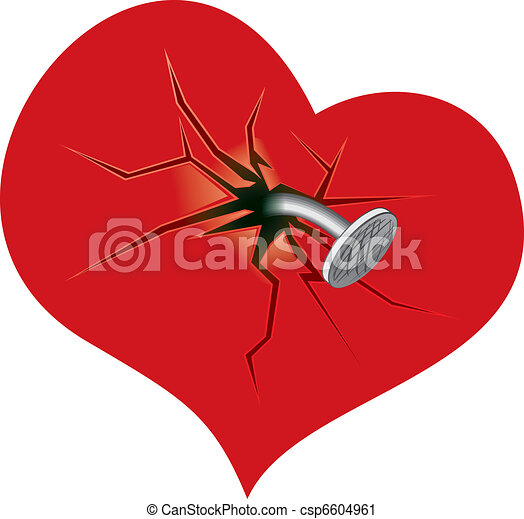 Heart Attached - csp6604961