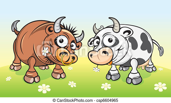 Cartoon Farm - csp66049