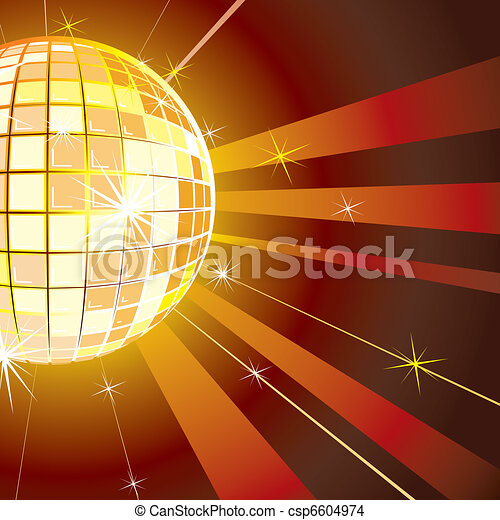 Disco Night - csp6604974