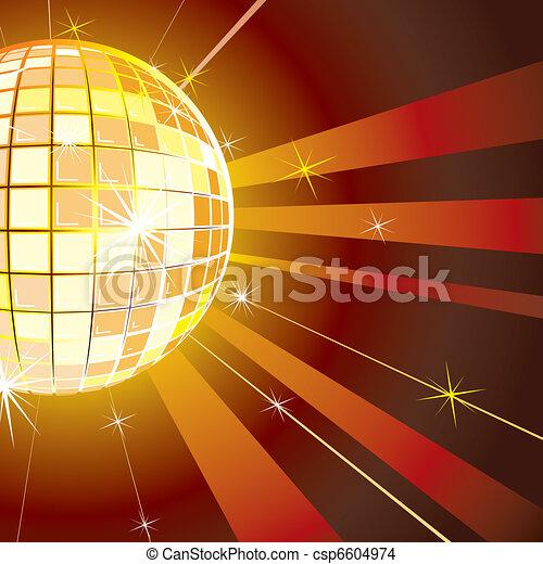 Disco Night - csp6604974
