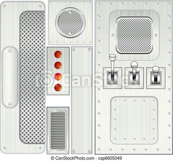 Metallic Design - csp6605049