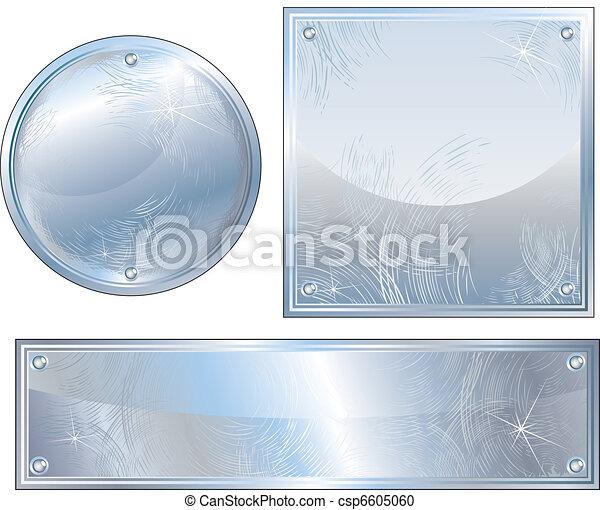 Steel Plates - csp6605060