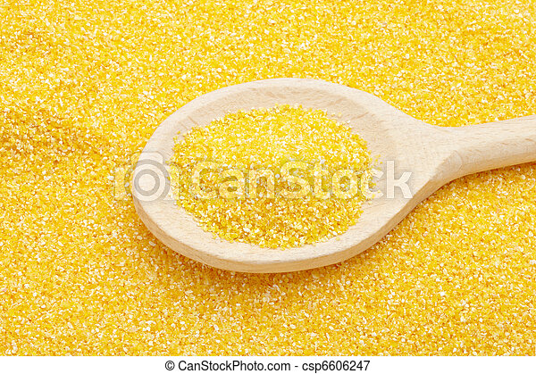 corn flour food ingrediant - csp6606247