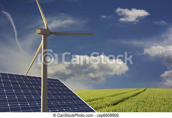 renewable energy - csp6608892