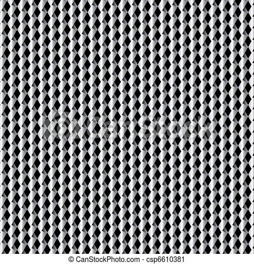 Metal grid background - csp6610381