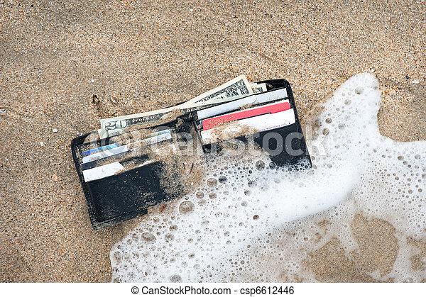 Lost wallet - csp6612446