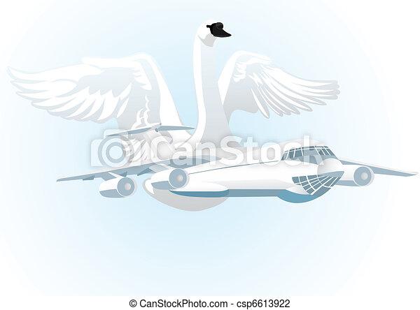 Civil aviation - csp6613922