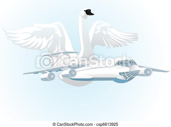 Civil aviation - csp6613925